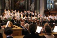 Die Chorakademie des Lausitzer Musiksommers