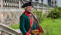 Soldat des 18. Jahrhundert