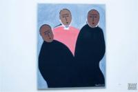 Andrij Mentuch ist ein bekannter Maler im Land. Er nahm an zahlreichen Kunstausstellungen teil und hat auch eigene Personalausstellungen.