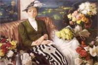 Zum Gedenken an Solomija Kruschelnytska