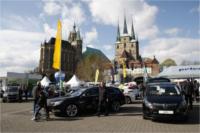 Autofrühling und Töpfermarkt in Erfurt
