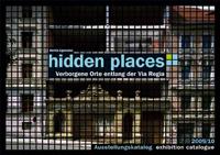 Ausstellungskatalog Hidden Places