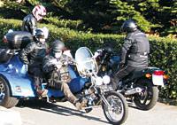 Motorradmappe Oberlausitz