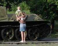 Denkmal des Großen Vaterländischen Krieges in Rivne