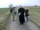 ...sich die Besucher wieder auf den Heimweg hinunter ins Tal machten.