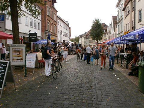 VIA REGIA – Kulturstraßenfest in der Löherstraße in Fulda