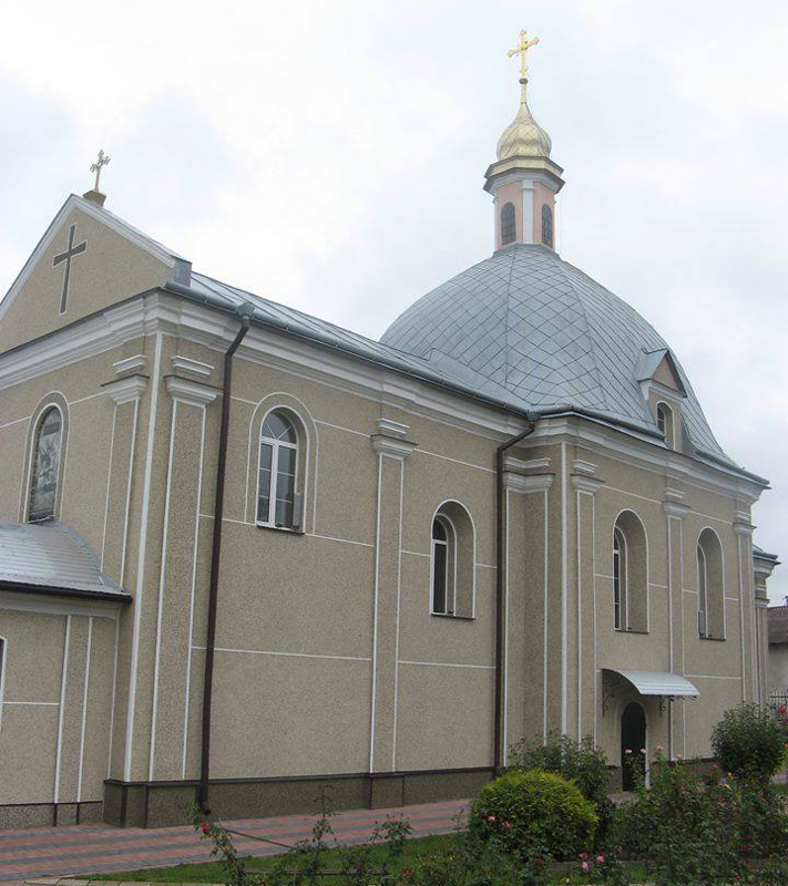 Geschichte der Kirchen von Brody (Ukraine) vorgestellt.