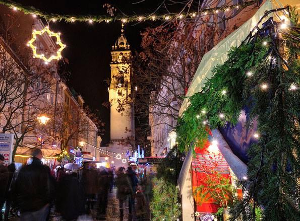 633. Bautzener Wenzelsmarkt vom 25. November bis 18. Dezember 2016.