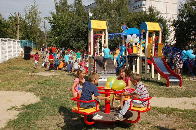 Stadtfest in Dubno, Mitglied im VIA REGIA-Netzwerk