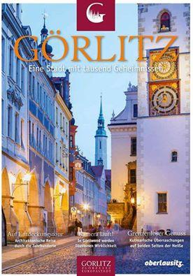 Neue Imagebroschüre der Stadt Görlitz betont die Lage an der VIA REGIA
