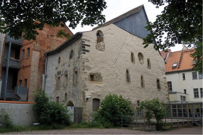 Die alte Synagoge