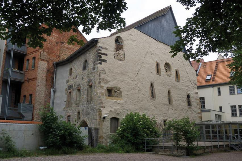 alte synagoge erfurt