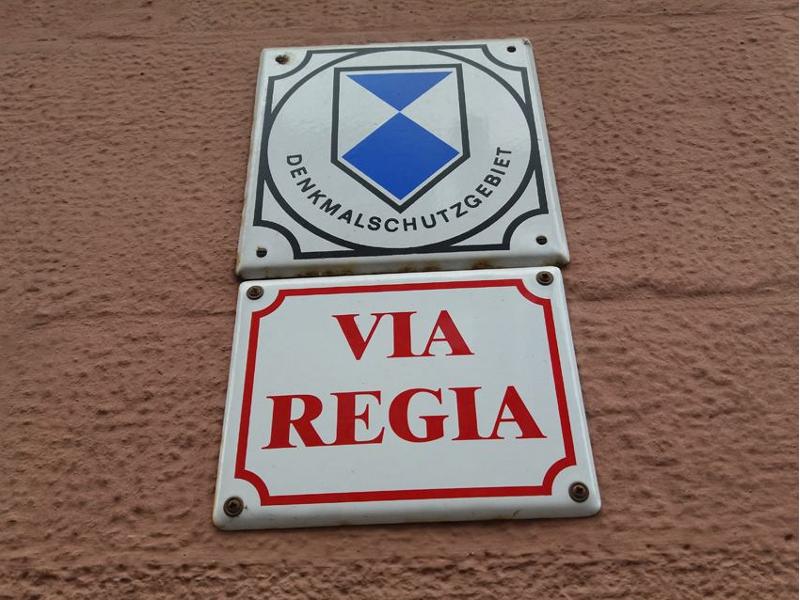 Die Kelten und die VIA REGIA sind in Vacha und Umgebung sehr präsent.