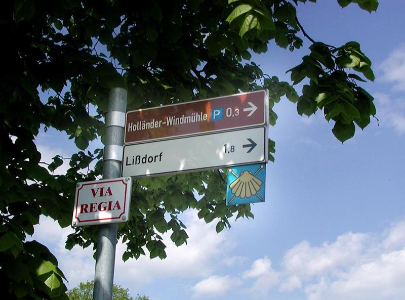 Pilgerwege nach Lißdorf