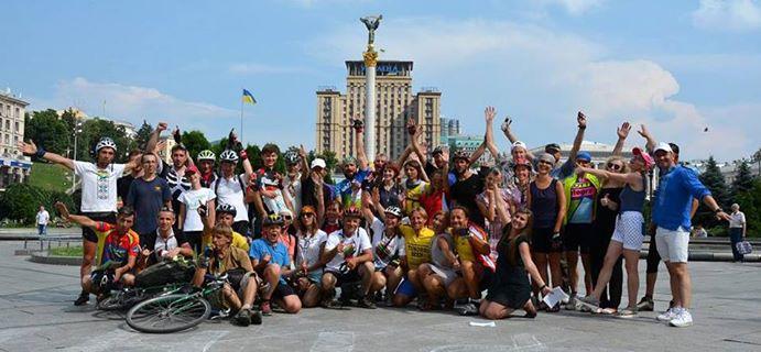 Neues Tourismusprojekt in der Ukraine
