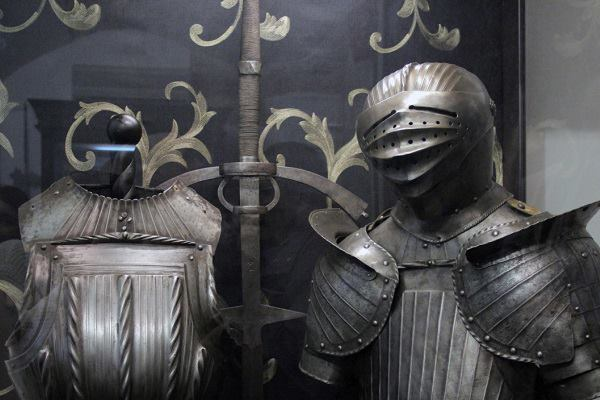 Ausstellung über die Fürstenfamilie Ostrogski in Kiew