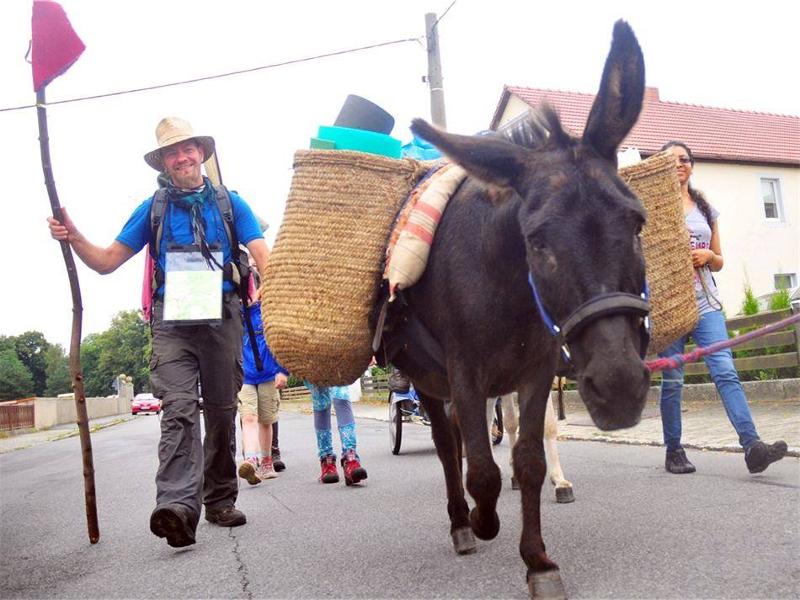 Eselwanderung 2016