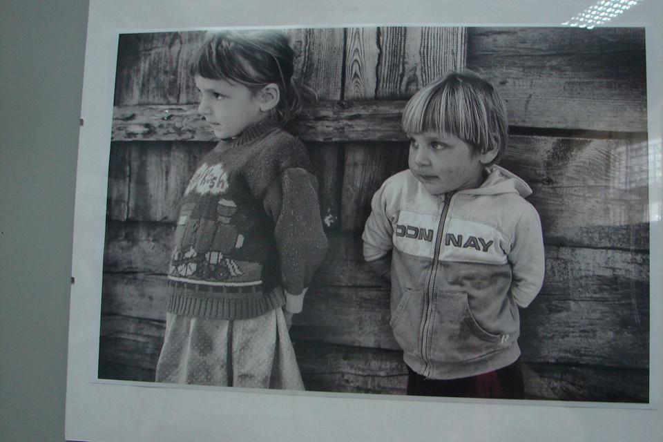 """Fotoausstellung """"Земляки"""" (Landleute) von Witalij Filimonov"""