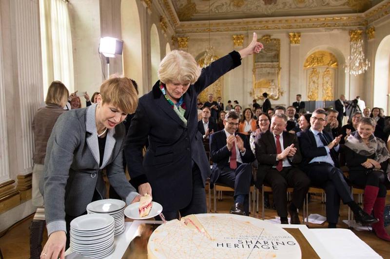 Prof. Dr. Martina Münch, MdL, Kulturministerin des Landes Brandenburg stellte am 20. März 2017 das Jahr des kulturellen Erbes 2018 vor