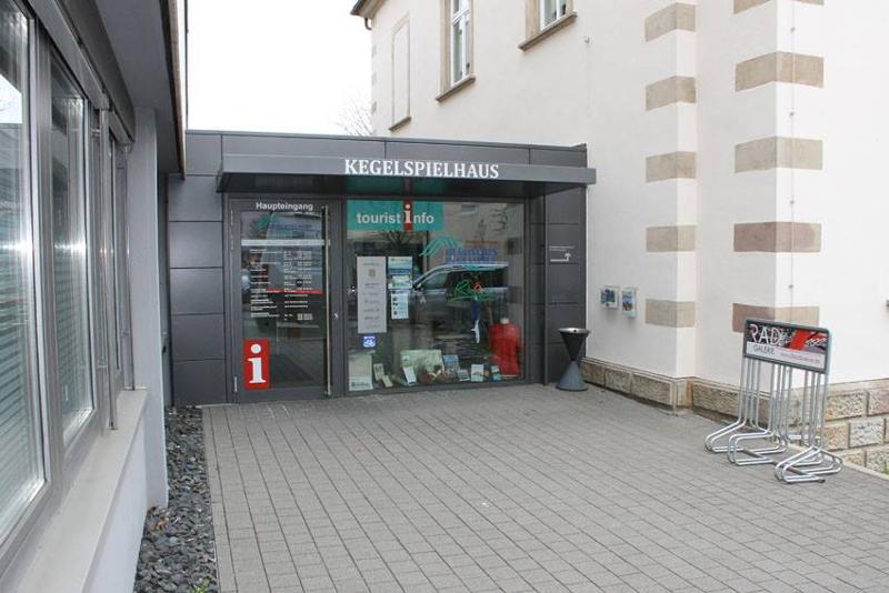 Tourist-Info Hessisches Kegelspiel