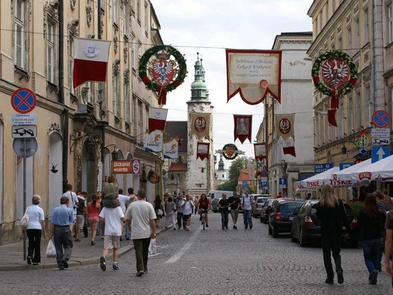 Erstes Picknick zur Förderung der Kulturrouten in Polen!