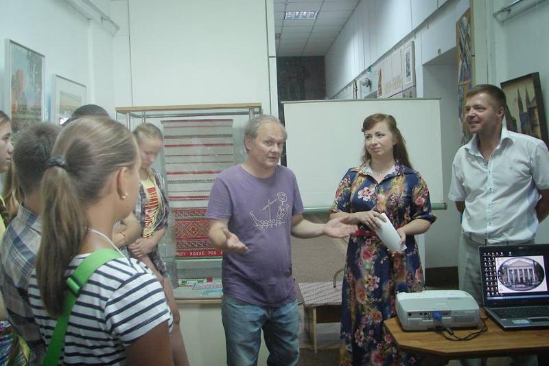 Künstlern der Region Rivne