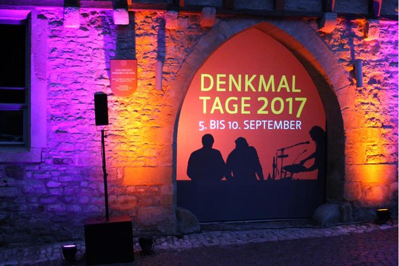 VIA REGIA steht im Zentrum der Denkmaltage 2017 in Erfurt