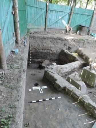 Archäologische Ausgrabungen im Jahr 2017