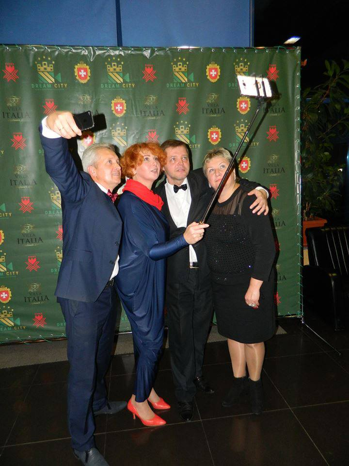 2. Internationales Filmfestival in der VIA REGIA-Stadt Rivne