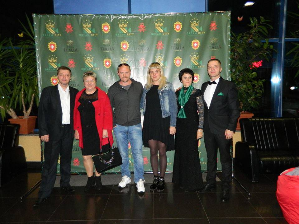 2. Internationales Filmfestival in der VIA REGIA-Stadt Rivne