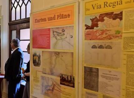 Ausstellung zur Ortsgeschichte