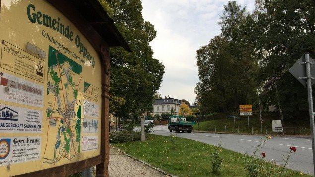 Oppach im sächsischen Landkreis Görlitz