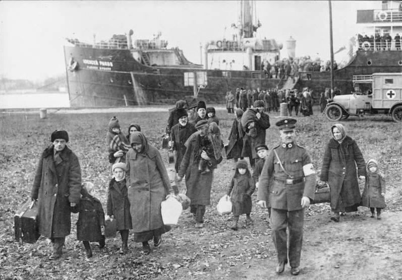 Russlanddeutsche Flüchtlinge, Dezember 1929