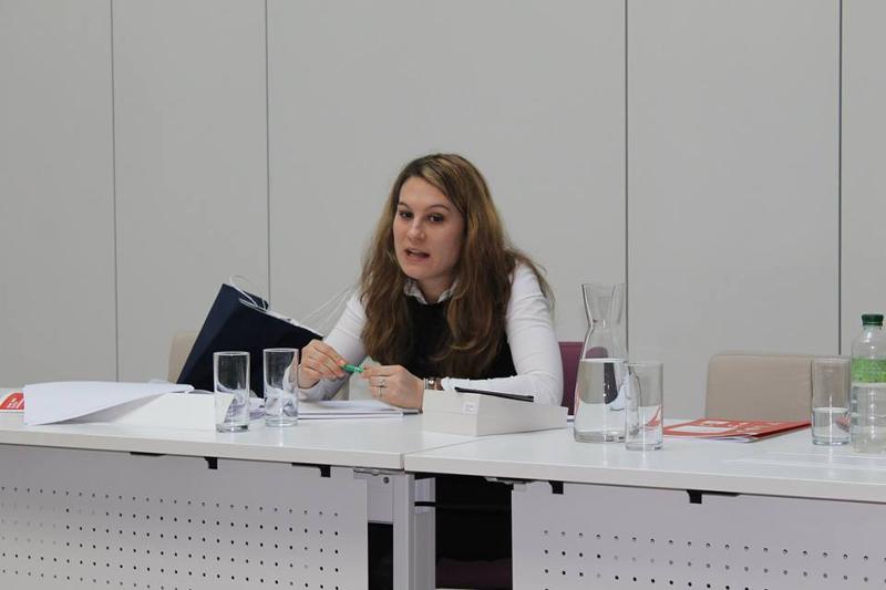 3. Workshop im Rahmen des COME-IN! Projekts