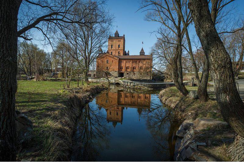 Masleniza wird auch im Schloss Radomysl gefeiert
