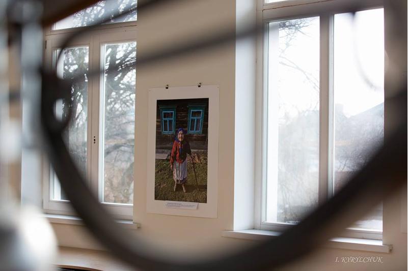 """""""Alle zusammen nach Europa"""" Fotoausstellung in der Ostroger Akademie."""