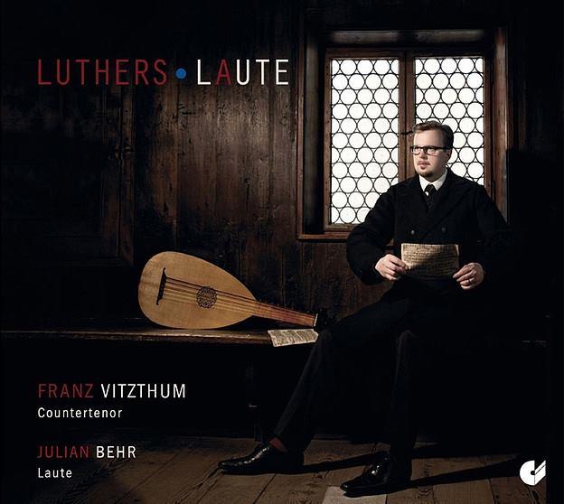 CD-Cover, Label: Christophorus