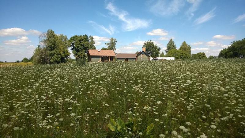 Im Dorf Povtscha kann man ein kleines Haus mieten. Das heißt
