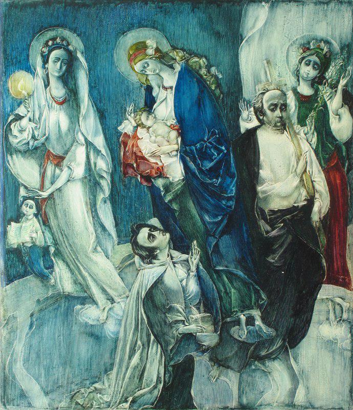 """Ausstellung """"Mein Schewtschenko"""" im Geschichtsmuseum Ostrog (Ukraine)"""