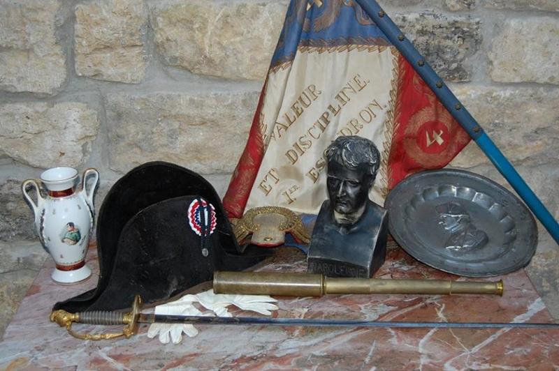 Sonderausstellung 200 Jahre Napoleon Souvenir