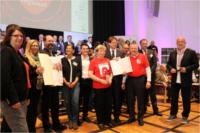 Preis der Hessischen Landesregierung im Wettbewerb Ab in die Mitte