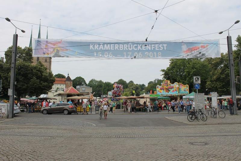 Krämerbrückenfest 2018