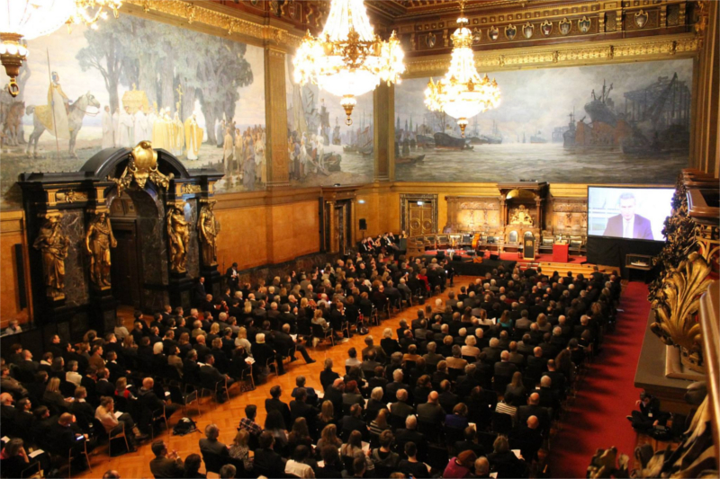 Europäisches Kulturerbejahr 2018  eröffnet.