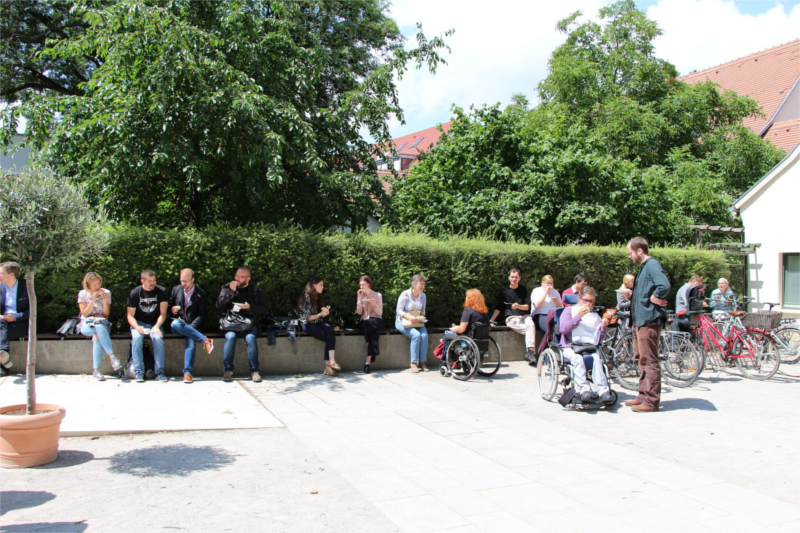 """Die 2. thematische Konferenz """"Das inklusive Museum – Aktueller Stand und Perspektiven"""""""