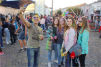 Tag der Jugend in Dubno.(Ukraine)