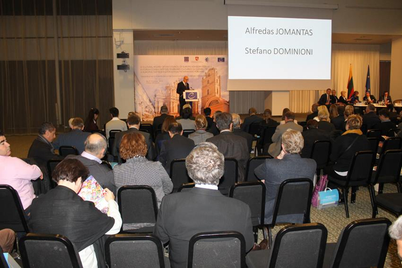 Advisory Forum 2016 in Vilnius