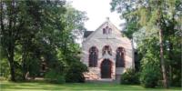 Kapelle auf dem Plagwitzer Friedhof