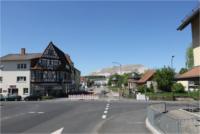 Der Zollweg in Neuhof im Mai 2018