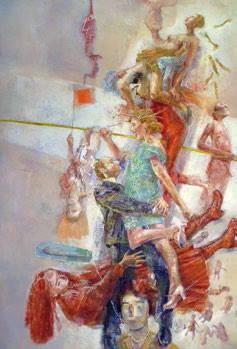 Vier neue Ausstellungen in der Kunststation Kleinsassen