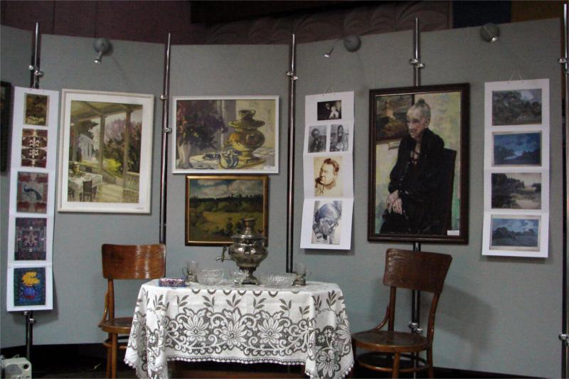 Kunstausstellung: Wolhynien in meinen Erinnerungen